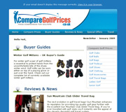 Compare Golf Prices